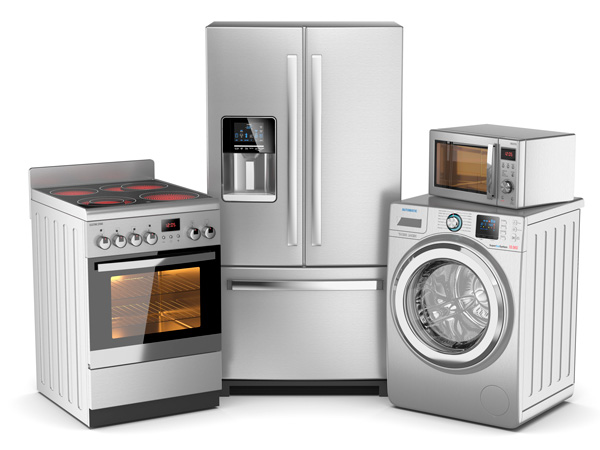 tony's appliances, new appliances, refurbished appliances